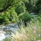 La Siagnole River