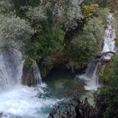 Magnificent waterfalls in the Siagne and the Siagnole rivers, just a short drive from Le Mas
